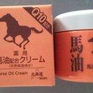 Hokkaido Medicated Horse Oil Nourishing Cream (90g) Showa Shinzan Kuma Bokujo