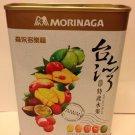 Morinaga Taiwan Special Fruits Mixed Drops 180g Can (Taiwan Import)
