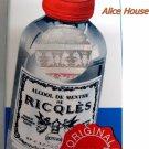 3 Bottles Ricqlea Peppermint cure- E28-AID-SOLSTICE