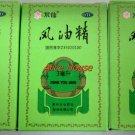 Shui Xian Feng You Jing 3ml x 3packs Medicated Oil Relief of Mosquitoes Bites