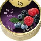 Cavendish And Harvey Fruit Hard Candy Wild Berry Drops - 150g
