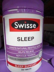 Swisse Ultiboost Sleep 250 Capsules (Australia Import)