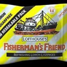 (Pack of 12) Fisherman's Friend 25g Sachet SF Lemon