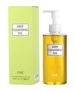 DHC Deep Cleansing Oil, 6.7 Fluid Ounce Japan Import