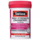 Swisse Ultiboost High Strength Cranberry 30 Capsules