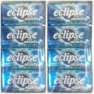 (Pack of 16) Eclipse Peppermint Sugarfree Mints 34g