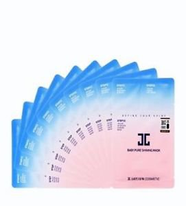 JayJun Baby Pure Shining Mask (10pcs) Korea Import