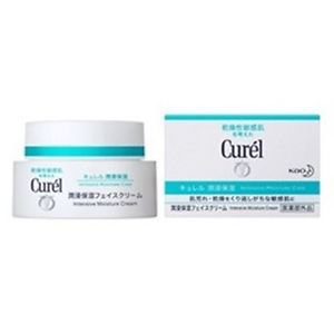 CUREL Intensive Moisture Cream (40g)