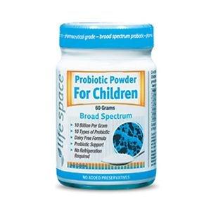 Life Space Probiotic For Children 60g Powder (Australia Import)