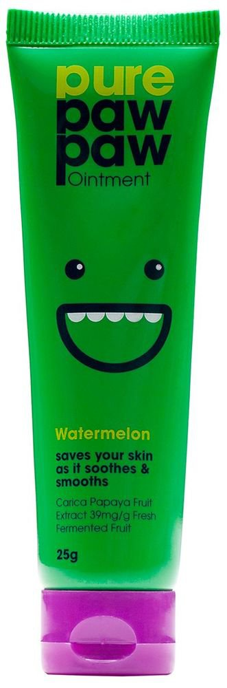 Pure Paw Paw Ointment Green 25g (Watermelon)