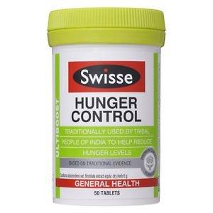 Swisse Ultiboost Hunger Control 50 Tablets (Australia Import)