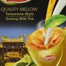 Lipton Quality Mellow Taiwanese-Style Oolong Milk Tea 10pcs in Box