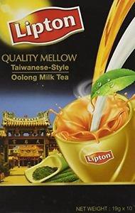 Lipton Quality Mellow Taiwanese-Style Oolong Milk Tea 10pcs in Box