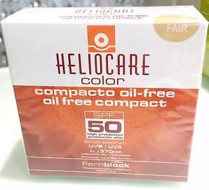 Heliocare Compact - Color Fair Spf 50 + Oil Free / 10g