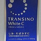 Transino White C 180 tablets 30 days Vitamin Whitening Supplement for Spots