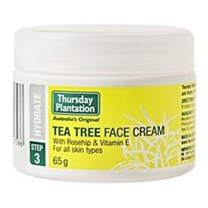 Thursday Plantation STEP 3: FACE MOISTURIZING TEA TREE FACE CREAM (65g)