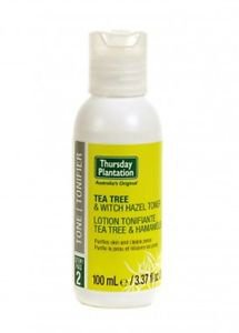 Thursday Plantation STEP 2: PORES TIGHTENING TEA TREE & WITCH HAZEL TONER 100ml