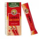 Nin Jiom Pei Pa Koa Cough Syrup Convenient Pack 10's Box