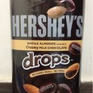 (Pack of 5) Hershey's Drops Milk Chocolate and Almond Candies, 60g Pouch