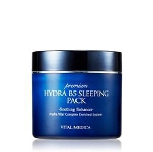 A.H.C Premium Hydra B5 Sleeping Pack (100ml) (Korea Import)