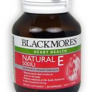 Blackmores Natural Vitamin E 500IU 50 Capsules