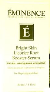 Eminence Bright Skin Licorice Root Booster-Serum 30ml
