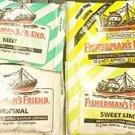 4 Tastes of Fisherman's Friend Mints 25g - Sweet Lime, Original, Mint, Lemon