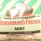 (Pack of 6) Fisherman's Friend SugarFree Mint 25g - Mint