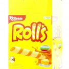 Nabati Richeese Rolls Cream Cheese Wafer Stick 20's / box
