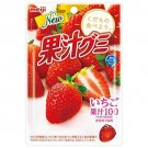 (Pack of 6) Meiji Fruit Gummy Strawberry 47g Japan Import