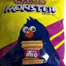 Memee Monster Family Pack 25g X 8 BBQ Flavour