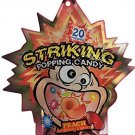 (Pack of 5) Striking popping candy (PEACH)