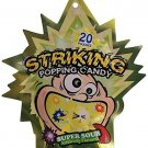 (Pack of 5) Striking popping candy (SUPER SOUR)