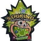 (Pack of 5) Striking popping candy (GREEN APPLE)