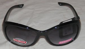 NWT FOSTER GRANT WOMEN'S ECLIPSE STYLE BROWN SUNGLASSES 100% PROTECTION!