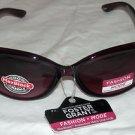 NWT FOSTER GRANT WOMEN'S PURPLE FASHION SUNGLASSES 100% PROTECTION!!!