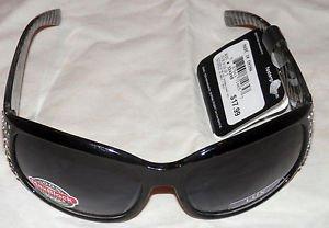 NWTFoster Grant Women Fashion Plastic Lux 2 Black Sunglasses  100% PROTECTION!!!