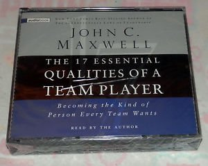 The 17 Essential Qualities of a Team Player : Becoming the Kind of Person - NEW