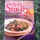 THE NEW STIR FRY COOK BOOK STEP BY STEP BY CONFIDENT COOKING - NEW !!