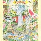 Superbowl XVIII 1984 program. VG condition.