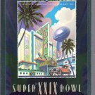 Superbowl XXIX 1995 program very good condition