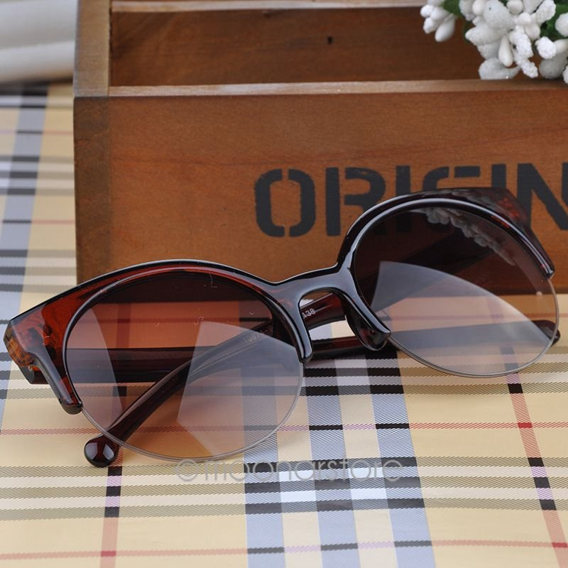 Retro Cat Eye Fashion Vintage Sunglasses