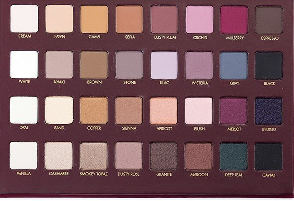 new limited edition  32 color eye shadow professional makeup eye shadow
