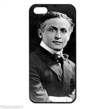 HARRY HOUDINI Master Magician Apple Iphone Case 4/4s 5/5s 5c 6 Or 6 Plus PICK