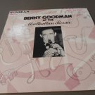 BENNY GOODMAN At The Madhattan Room Oct. 13th 1937 Lp NM Sunbeam SB 116
