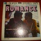 THE DANCING STRINGS Romance Reel To Reel Tape 7 1/2 ips 4 Track Roper
