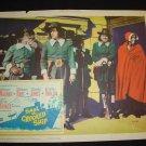 SAIL A CROOKED SHIP Robert Wagner Ernie Kovacs Frankie Avalon Orig Lobby Card 7