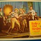 BELLE OF OLD MEXICO Estelita Rodriguez Robert Rockwell Original Lobby Card! #6