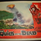THE QUICK AND THE DEAD Larry D. Mann Victor French Original Lobby Card #6
