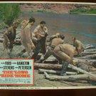 THE LONG RIDE HOME Glen Ford George Hamilton Original Lobby Card! #4